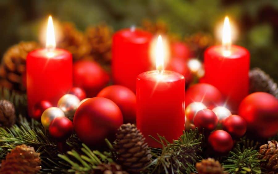Third candle joy